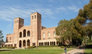 The University of California, Los Angeles campus in Westwood.