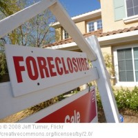 Foreclosures plunge to lowest level in seven years, thanks to higher home prices