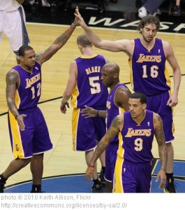 The Los Angeles Lakers are valued at $1 billion, making the 16-time champions the second-most valuable NBA team, behind the New York Knicks.