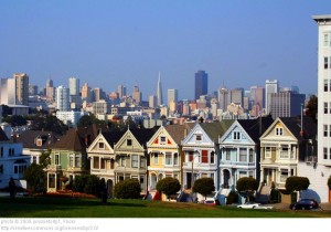 The Bay Area is the most expensive market in California.